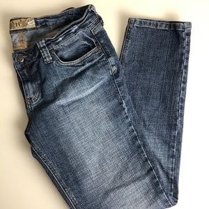 Hint Blue Jeans Size 13